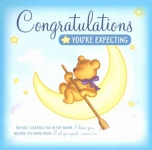 Congratulations You`re Expecting Greeting Card