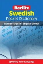 Berlitz Berlitz Pocket Dictionary Swedish (Bilingual dictionary)