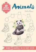 Heather Kilgour 10 Step Drawing: Animals