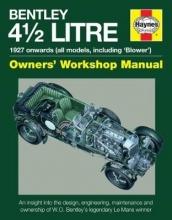 Ian Wagstaff 4.5-Litre Bentley Owners` Workshop Manual