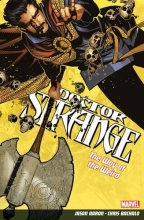 Aaron, Jason Doctor Strange