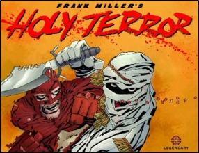 Miller, Frank Holy Terror