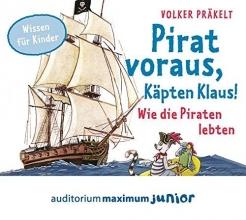 Präkelt, Volker Pirat voraus, Käpten Klaus!