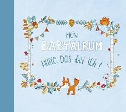 Taube, Anna,   Fritz, Johanna Mein Babyalbum - Hallo, das bin ich! (Jungen)