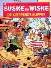Willy  Vandersteen Suske en Wiske de kleppende klipper