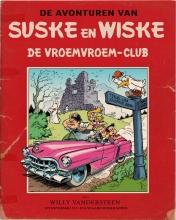 Willy Vandersteen , De Vroem-Vroem-Club