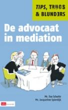Jacqueline Spierdijk Eva Schutte, De advocaat in mediation