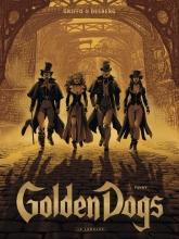 Griffo/ Desberg,,Stephen Golden Dogs 01