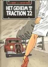 Olivier  Marin, Émilio  Van der Zuiden, Het geheim van de Traction 22