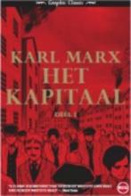 Karl  Marx Graffic Classic Het kapitaal 1