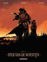 Hugues,Labiano/ Desberg,,Stephen Ster van de Woestijn 03
