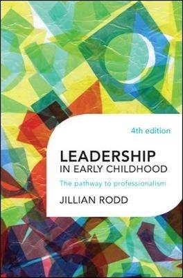 Jillian Rodd,Leadership in Early Childhood