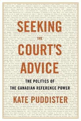Kate Puddister,Seeking the Court`s Advice