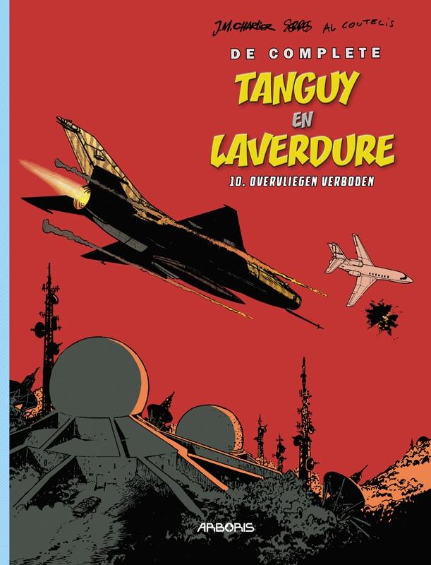 Patrice,Serres/ Charlier,,Jean-michel,Tanguy en Laverdure, de Complete Hc10