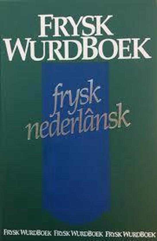 J.W.  Zantema,Frysk Wurdboek