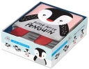 Wee Gallery Cloth Books, Pitter Patter Penguin