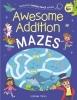 Catherine Casey,   Gabriele Tafuni,Fantastic Finger Trace Mazes: Awesome Addition Mazes