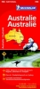 MICHELIN 785 AUSTRALIE, Nationale kaarten Michelin