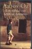 Amos Oz, Een verhaal van liefde en duisternis