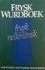J.W. Zantema, Frysk wurdboek Frysk-Nederlansk