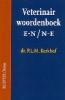 Kerkhof, P., Veterinair woordenboek E-N/N-E