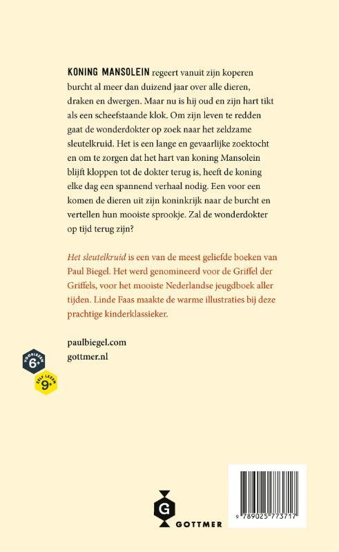 Paul Biegel,Het sleutelkruid