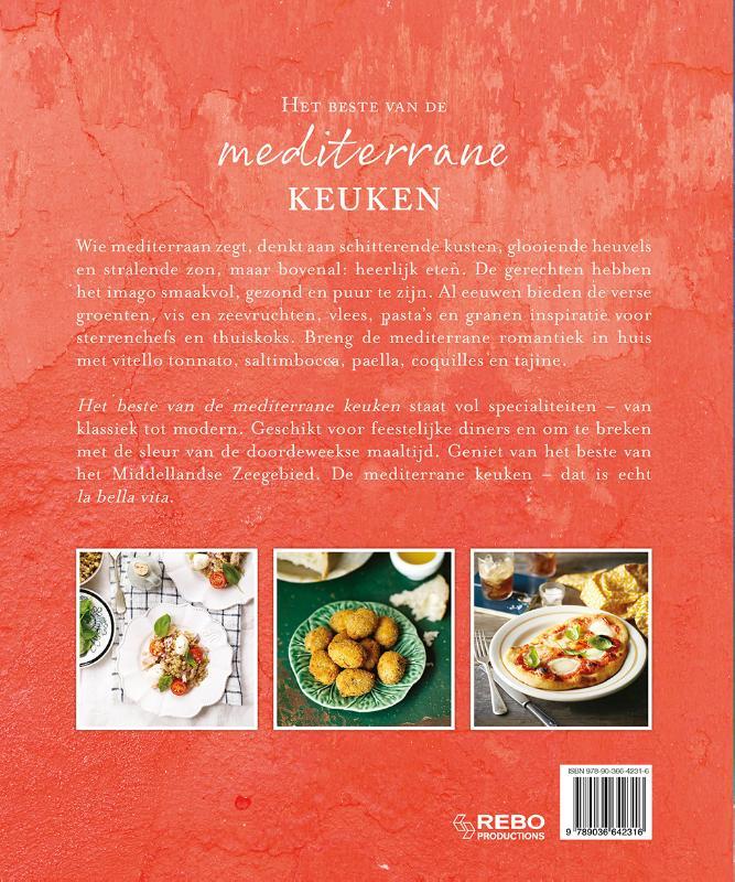 ,Het beste van de mediterrane keuken