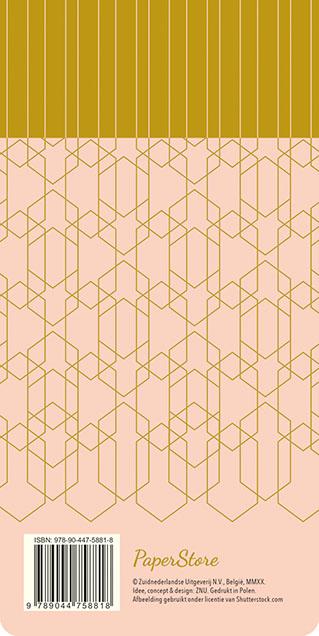 ZNU,To do-lijst - Pink Patterns