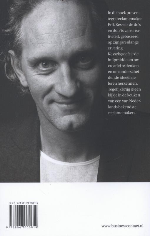 Erik Kessels,Een idee aub