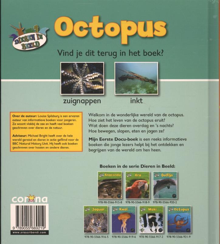 Louise Spilsbury,Octopus