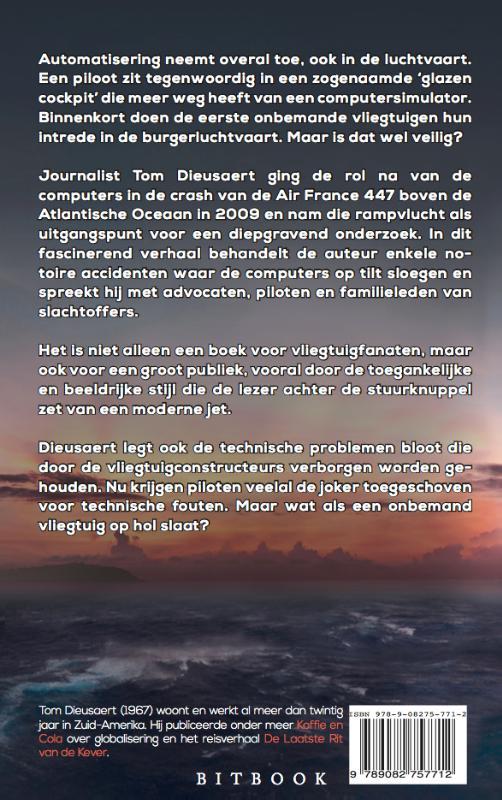 Tom Dieusaert,Computer Crash HB