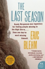 Blehm, Eric LAST SEASON