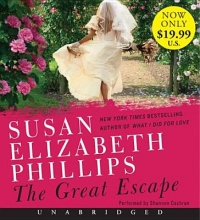 Phillips, Susan Elizabeth The Great Escape Low Price CD