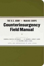 United States Army,   United States Marine Corps The U.S. Army/Marine Corps Counterinsurgency Field Manual