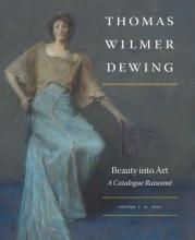 Hobbs, Susan A. Thomas Wilmer Dewing - Beauty into Art - A Catalogue Raisonné, 2 Volume Boxed Set