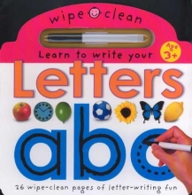 Priddy, Roger Learn to Write Your Letters