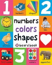 Priddy, Roger Numbers Colors Shapes