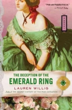 Willig, Lauren The Deception of the Emerald Ring