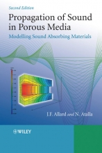 Allard, Jean Propagation of Sound in Porous Media