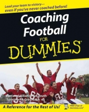 The National Alliance of Youth Sports, Coaching Football For Dummies