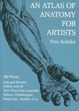 Schider, Fritz Atlas of Anatomy for Artists