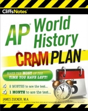 Zucker, James CliffsNotes AP World History Cram Plan