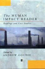 Goudie, Andrew S. The Human Impact Reader