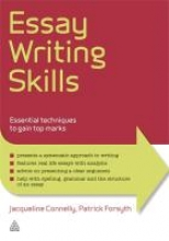 Patrick Forsyth,   Jacqueline Connelly Essay Writing Skills