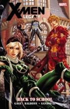 Gage, Christos  Gage, Christos X-Men: Legacy