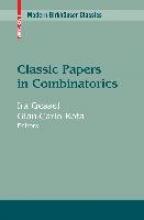 Ira Gessel,   Gian-Carlo Rota Classic Papers in Combinatorics