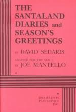 Sedaris, David Santaland Diaries & Seasons Greetings