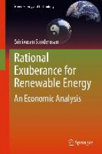 Sunderasan, Srinivasan Rational Exuberance for Renewable Energy