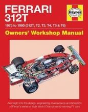 Nick Garton Ferrari 312T Owners` Workshop Manual