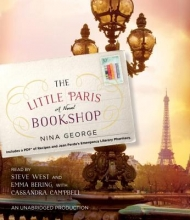 George, Nina The Little Paris Bookshop
